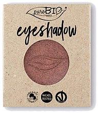 Kup Mineralne cienie do powiek, wymienny wkład - PuroBio Cosmetics Ecological Eyeshadow Matte Refill