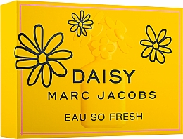 Kup Marc Jacobs Daisy Eau So Fresh - Zestaw (edt 75ml + b/lol 75ml + sh/g 75ml)