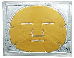 Kup Kolagenowa maska ze złotem do twarzy - Brazil Keratin Gold Bio-collagen Facial Mask