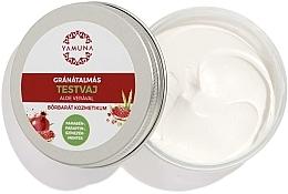 Kup Masło do ciała Granat i aloes - Yamuna Pomegranat Aloe Vera Body Butter