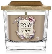 Kup Świeca zapachowa - Yankee Candle Elevation Sunlight Sands