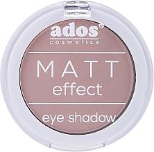 Kup Matowy cień do powiek - Ados Matt Effect Eye Shadow