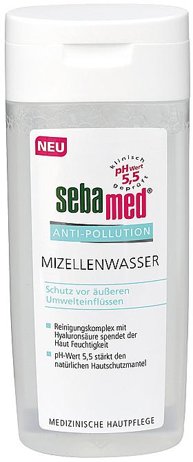 Woda micelarna - Sebamed Anti-Pollution Micellar Water — фото N1