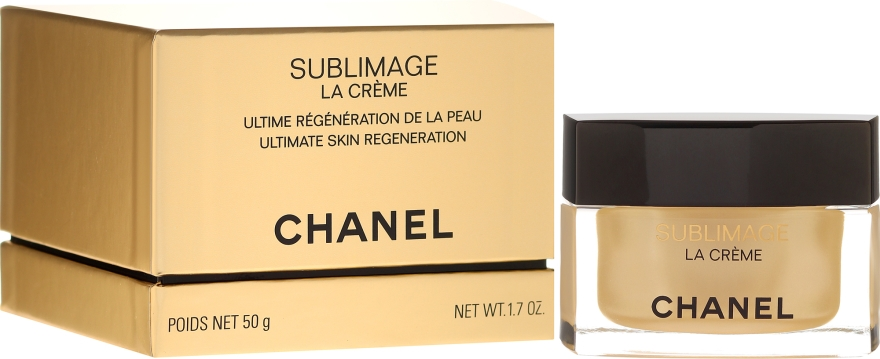 Regenerujący krem do twarzy - Chanel Sublimage La Crème — фото N1
