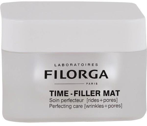 Krem do twarzy na dzień - Filorga Time-Filler Mat Cream — фото N1