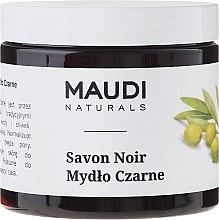 Kup Czarne mydło Savon Noir - Maudi