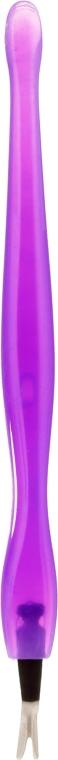 Trymer do usuwania skórek, 2130, fioletowy - Donegal — фото N1