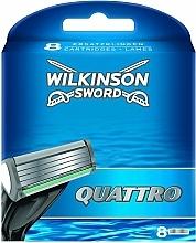 Kup Wymienne ostrza do maszynki, 8 szt. - Wilkinson Sword Quattro