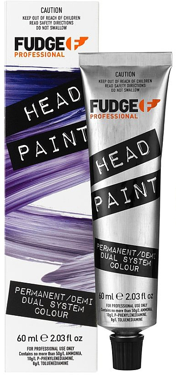 Trwała farba do włosów - Fudge HeadPaint Permanent — фото N1