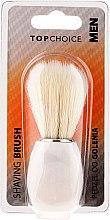 Kup Pędzel do golenia, biały 30338 - Top Choice