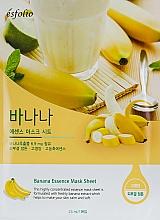 Kup Maska do twarzy w płachcie Banan - Esfolio Essence Mask Sheet