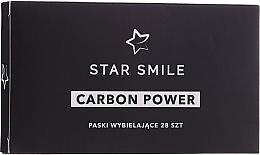 Kup Paski wybielające zęby - Star Smile Carbon Power Whitening Strips