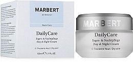 Kup Krem do suchej skóry na dzień i noc - Marbert Basic Care Daily Care