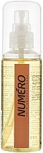 Kup Nabłyszczający spray do włosów z drogocennymi olejkami - Brelil Professional Numero Illuminating Crystals With Precious Oils