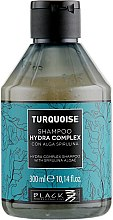 Kup Nawilżający szampon do włosów ze spiruliną - Black Professional Line Turquoise Hydra Complex Shampoo