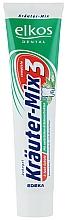 Kup Pasta do zębów z ekstraktami ziołowymi - Elkos Dental Krauter-Mix