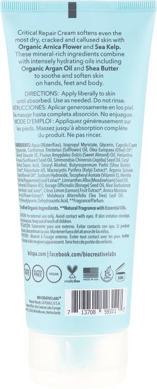 Intensywnie regenerujący krem do ciała - BCL Natural Remedy Nourishing & Hydrating Critical Repair Cream — фото N2