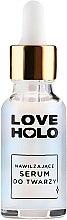 Nawilżające serum do twarzy - Marion Love Holo — фото N2