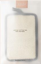 Kup Gąbka loofah do pielęgnacji twarzy i ciała - Nudo Nature Made Loofah Cotton Pad
