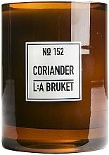 Kup Świeca zapachowa Kolendra - L:A Bruket No. 152 Scented Candle Coriander