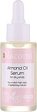 Kup Serum na końcówki włosów z olejem ze słodkich migdałów - Nacomi Almond Oil Serum