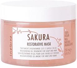 Kup Rewitalizująca maska żelowa - Inebrya Sakura Restorative Mask