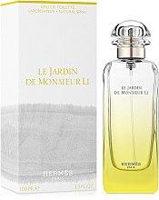 Hermes Le Jardin de Monsieur Li - Woda toaletowa — фото N1