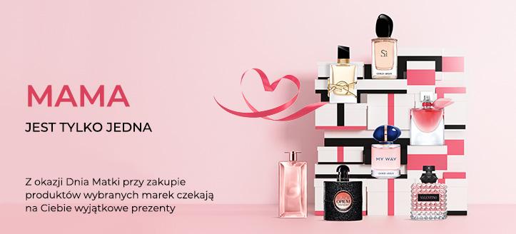 Odbierz prezent przy zakupie damskich perfum za min. 249 zł