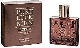Kup Linn Young Pure Luck Men Secrets - Woda toaletowa