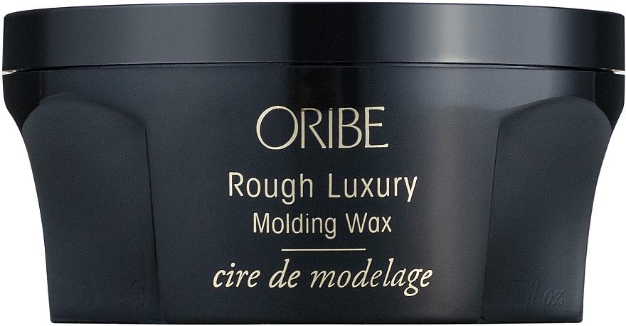 Modelujący wosk do układania włosów - Oribe Rough Luxury Molding Wax — фото N2