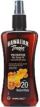 Kup Suchy olejek ochronny do opalania - Hawaiian Tropic Protective Dry Oil SPF20