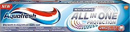 Kup Wybielająca pasta do zębów - Aquafresh All-in-One Whitening