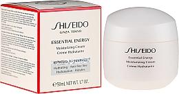Kup Nawilżający krem energizujący do twarzy - Shiseido Essential Energy Moisturizing Cream