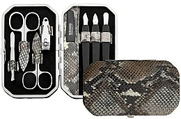 Kup Zestaw do manicure w etui - DuKaS Premium Line PL 191HSH Manicure Set