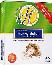 Kup Suplement diety na paznokcie i włosy - Orkla Ha-Pantoten Optimum