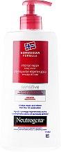 Kup Intensywnie regenerująca emulsja do ciała do skóry wrażliwej - Neutrogena Norwegian Formula Intense Repair Body Lotion