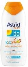 Kup Mleczko przeciwsłoneczne dla dzieci SPF 30 - Astrid Sun Kids Milk