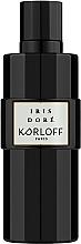 Kup Korloff Paris Iris Dore - Woda perfumowana