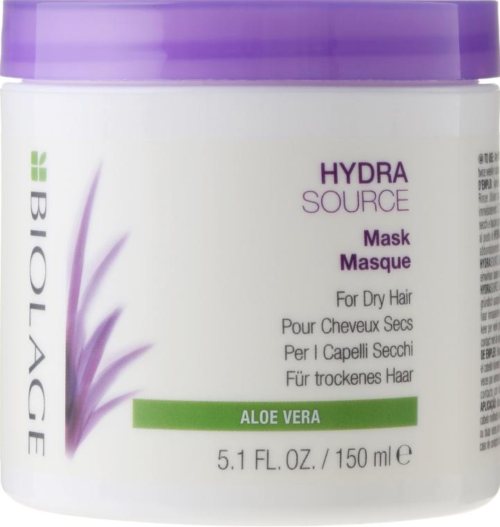 Nawilżająca maska do włosów suchych - Biolage Hydrasource Mask For Dry Hair