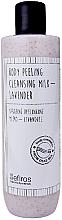 Kup Mleczko pod prysznic - Sefiros Body Peeling Cleansing Milk Lavender