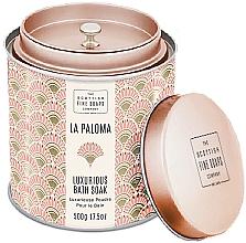 Kup Scottish Fine Soaps La Paloma - Perfumowany puder do kąpieli
