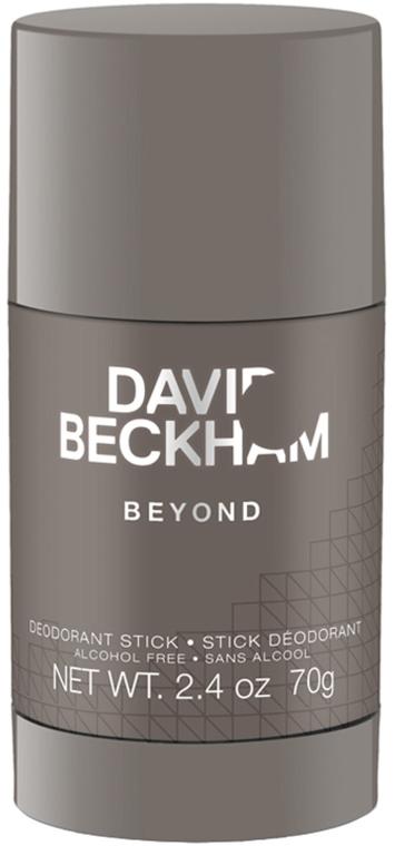 David Beckham Beyond - Dezodorant w sztyfcie — фото N1