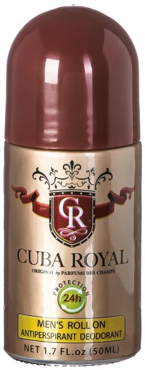 Cuba Royal - Antyperspirant-dezodorant w kulce — фото N1