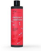 Kup Szampon-odżywka 2 w 1 do włosów - Kili·g Man 2-in-1 Shampoo