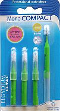 Kup Szczoteczka międzyzębowa, 4 szt - Elgydium Clinic Monocompact Green