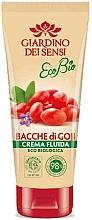 Kup Balsam do ciała Jagody goji - Giardino Dei Sensi Ecobio Goji Berries Fluid Cream