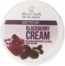 Kup Naturalny peeling do ciała na bazie soli morskiej Krem jeżynowy - Stani Chef's Blackberry Cream Body Peeling