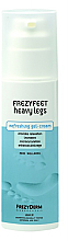 Kup PRZECENA! Orzeźwiający krem-żel do zmęczonych nóg - FrezyDerm Frezyfeet Heavy Legs Refreshing gel-cream *