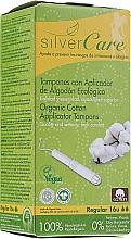 Kup Tampony z bawełny organicznej, Regular, 16szt - Masmi Silver Care