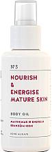Kup Odżywczy olejek do ciała dla skóry dojrzałej - You & Oil Nourish & Energise Body Oil